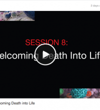 TEDMED Session 8 | Welcoming Death Into Life