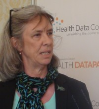 Jeanne Pinder Clear Health Costs Health Datapalooza