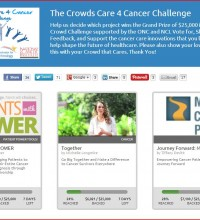 crowds care for cancer